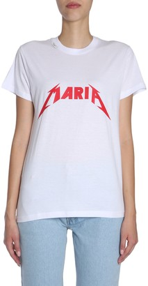 Couture Forte Round Collar T-shirt