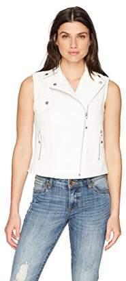 Jones New York Women's Moto Vest
