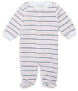 Kissy Kissy Baby's Winter Mix Cotton Footie