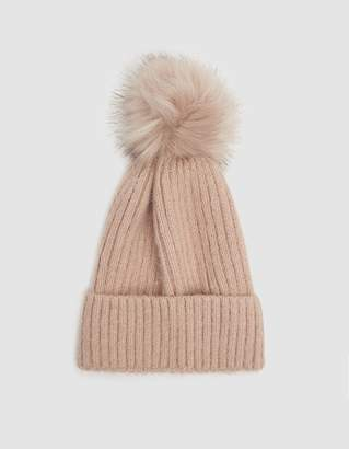 ca886f7e59a Need Maggie Acrylic Beanie in Pink