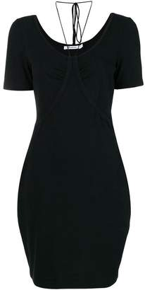 Alexander Wang short sleeve dress