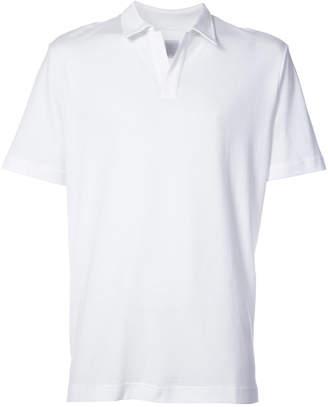 Eleventy short sleeve polo shirt