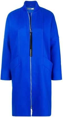 Sportmax Code zipped up coat