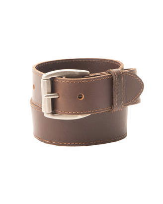 Levi's Distressed Leather Men Jean Belt