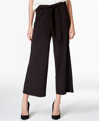kensie Cropped Wide-Leg Pants $69 thestylecure.com