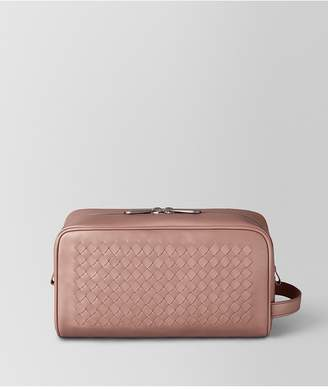 Bottega Veneta Toiletry Case In Intrecciato Vn