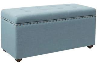 Pleasing End Of Bed Storage Bench Shopstyle Dailytribune Chair Design For Home Dailytribuneorg