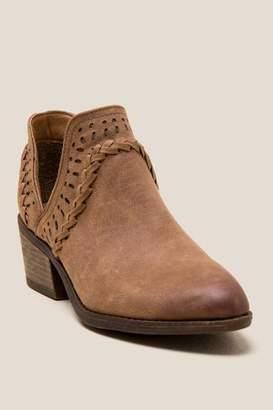 Fergalicious Windup Ankle Boot - Tan