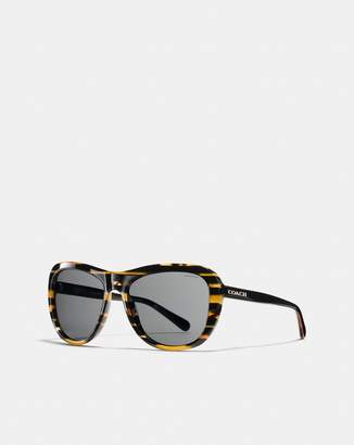 Coach Varsity Soft Square Sunglasses