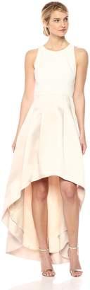 Eliza J Women's Sleeveless Two-Tone Gown