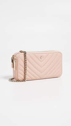 Kate Spade Amelia Double Zip Mini Crossbody Bag