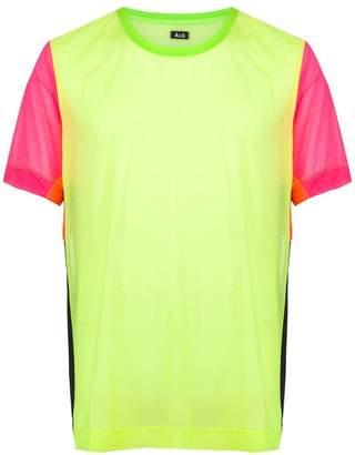 Àlg neon sheer t-shirt