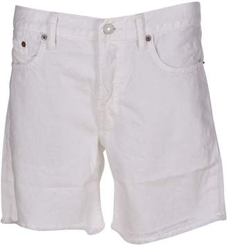 Polo Ralph Lauren Fringed Shorts