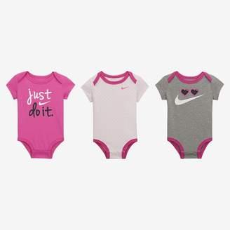 ba7829ee21 Nike Pink Girls' Bodysuits - ShopStyle