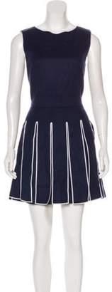 Kenzo Virgin Wool-Blend Dress wool Virgin Wool-Blend Dress