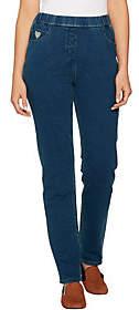 Factory Quacker Tall DreamJeannes Pull-On SlimLeg Pants