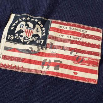 Polo Ralph Lauren Flag Crew Neck Knit