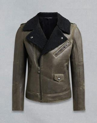 Belstaff Rumford Shearling Jacket