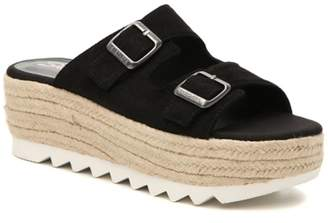 Skechers Reputation Buzz About Espadrille Wedge Sandal