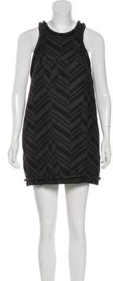 Alexander Wang Wool Mini Dress