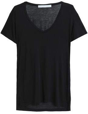 Kain Label Slub Modal And Silk-Blend Jersey T-Shirt