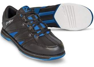 KR Strikeforce Strikeforce Men's Warrior Black/Royal Bowling Shoe