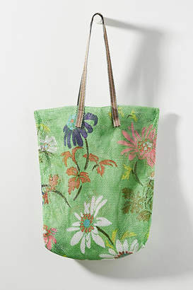 Epice Pressed Flowers Tote Bag