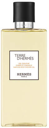 Hermes Terre d'Hermès, Hair and Body Shower Gel