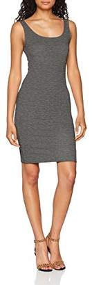 Only Women's Onlbrenda S/l Bodycon JRS Dress,(Manufacturer Size: Medium)