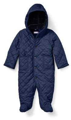 Ralph Lauren Childrenswear Baby Boy's Barn Bunting Snowsuit