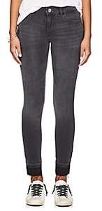 Dl 1961 Women's Emma Power Leggings Skinny Jeans - Black Size 26