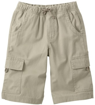 L.L. Bean L.L.Bean Boys' Cotton Twill Cargo Shorts