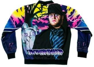 Chalk Line Retro Undertaker WWE Legends Fanimation Chalkline Jacket-M