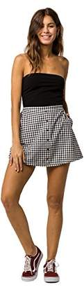 Element Junior's Delaney Woven Skater Skirt