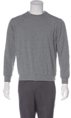 3.1 Phillip Lim Elbow Patch-Accented Sweater grey Elbow Patch-Accented Sweater