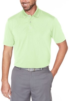 Equipment Men's Grand Slam Off Course Slim-Fit Textured Golf Polo