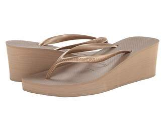 Havaianas High Fashion Flip Flops Women's Sandals
