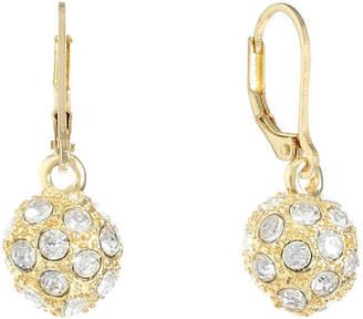 Gloria Vanderbilt Brass Nightmare Before Christmas Drop Earrings 6xLWGnBKy