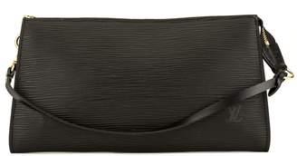 Louis Vuitton Noir Epi Pochette Accessoires 24 (3965002)