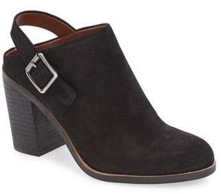 Lucky Brand 'Machiko' Slingback Clog (Women) $108.95 thestylecure.com