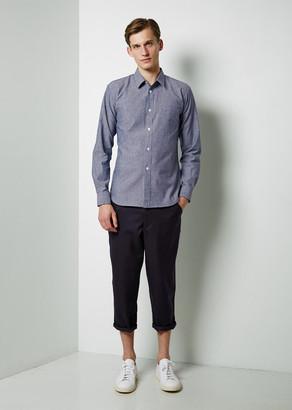 Comme des Garçons Shirt Boy Wool Gabardine Workstitch Pant $480 thestylecure.com