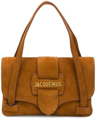 Jacquemus foldover mini handbag