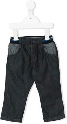 Boss Kids straight leg jeans