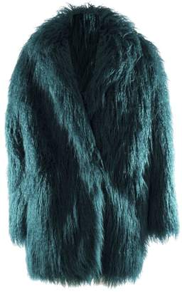 MM6 MAISON MARGIELA Fur Coat