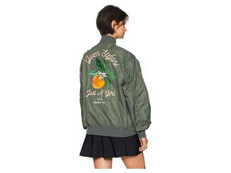Gwen Stefani Zappos Theater Just a Girl Zappos Bomber Jacket