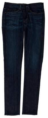 Rogan Low-Rise Skinny Jeans