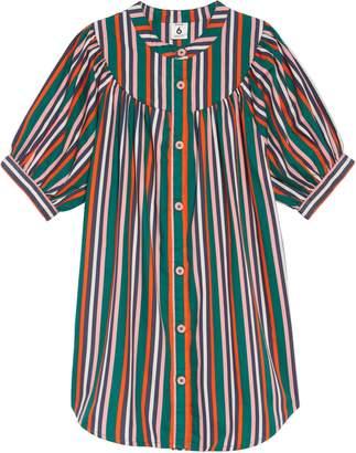 Stem Party Stripe Dress