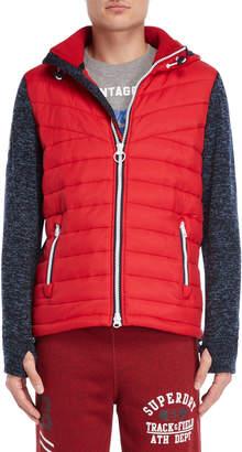 Superdry Storm Hybrid Hooded Jacket