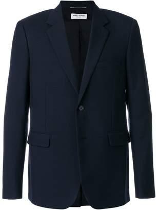Saint Laurent tailored fitted blazer