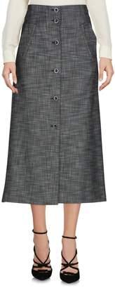 Garage Nouveau Knee length skirts - Item 35382181VM